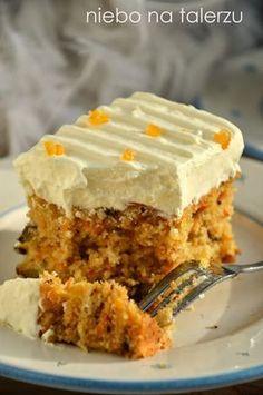 niebo na talerzu: Najlepsze ciasto marchewkowe
