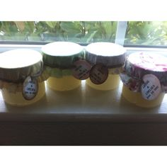 Wedding favors shabby chic country