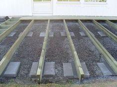 Garden Yard Ideas, Backyard Projects, Terrace Garden, Building A Floating Deck, Building A Deck, House Fence Design, Urban Garden Design, Garage Pergola, Outside Living