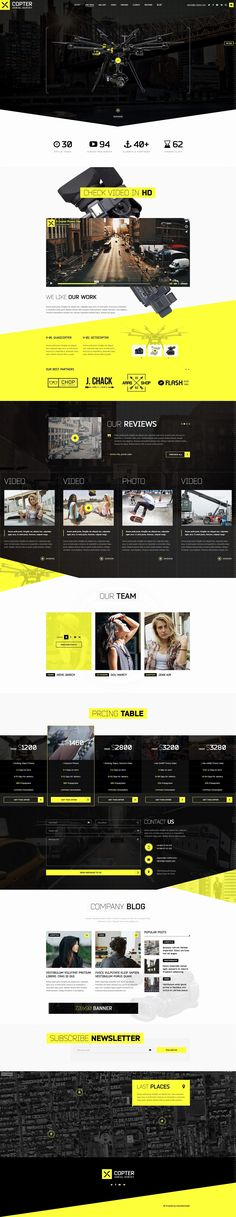 Creative Business WP Themes #web #design #top