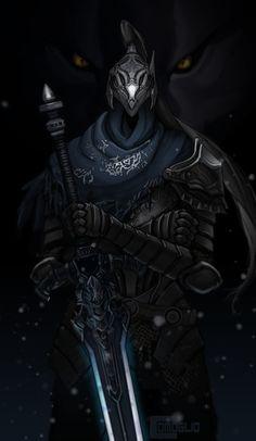 Art of Dark Souls — Jon Comoglio
