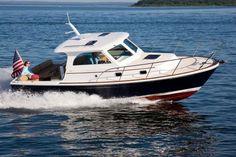 Hunt Yachts Surfhunter 29 Hardtop