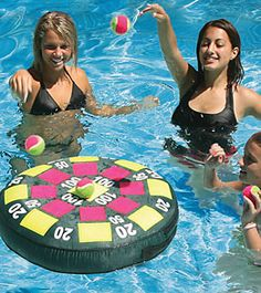 beach and pool games. 12 fun games to play in a swimming pool. 9 ...