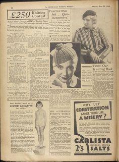 Issue: 16 Jun 1934 - The Australian Women's Wee...