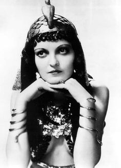 zita johann...the mummy...1932