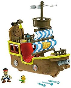 Fisher-Price Bucky Pirate Ship French