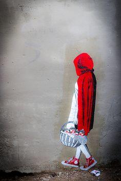 Little Red Riding Hood - Caperucita Roja