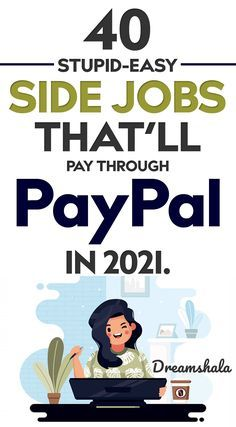Online Side Jobs, Online Jobs For Teens, Easy Online Jobs, Easy Money Online, Earn Money Online Fast, Online Jobs From Home, Make Easy Money, Earn Money From Home, How To Get Money
