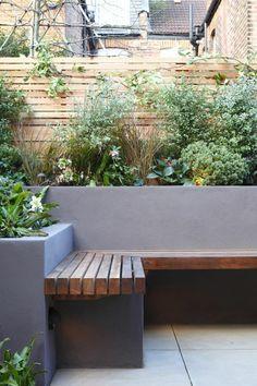 110 Garden design ideas in city style, how to use the outside .- 110 Garten gestalten Ideen in City-Style , wie Sie den Außenbereich verwandeln 110 Garden design ideas in city style, how to transform the outdoor area -