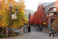 Canada, Whistler, British Columbia.