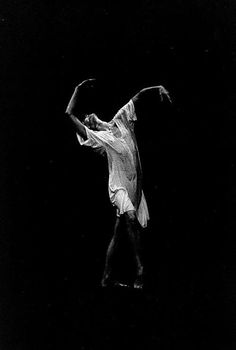 Helena Pikon in 1980 , a piece by Pina Bausch Lisboa, 1994