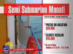 Semi Submarino Manati