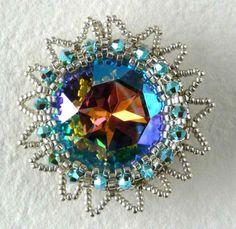 Bead embroidery | jann's blog