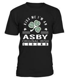 ASBY Original Irish Legend