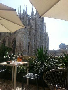 Milano. .terrazza Aperol