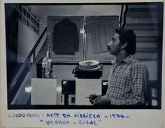"""Claudio Perna: """"Urbano - rural"""". 1976"""