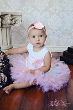 Pink Baby Tutu Baby Tutu Dress Toddler Tutu Baby by CrochetMeYours Cake Smash Outfit Girl, Baby Girl Birthday Outfit, First Birthday Tutu, Baby Girl Tutu, Flower Girl Tutu, Birthday Dresses, Flower Girl Dresses, Pink Birthday, Birthday Outfits