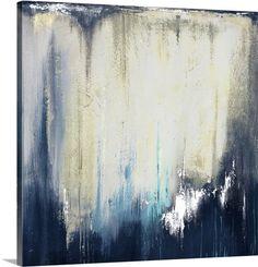 Blue Illusion II - Great Big Canvas
