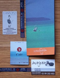 Tanpopo, Saint-Malo Le coquillage, Olivier Roellinger, Cancale Le Comptoir Breizh Café, Saint-Malo Crêperie Margaux, Saint-Malo