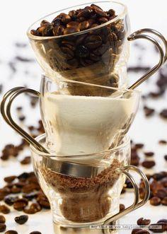 Canela, azúcar y café.
