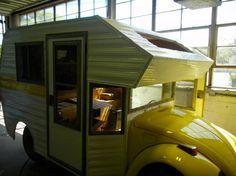 28 Best Vw Bug Campers Images Camper Travel Trailers Camper Trailers