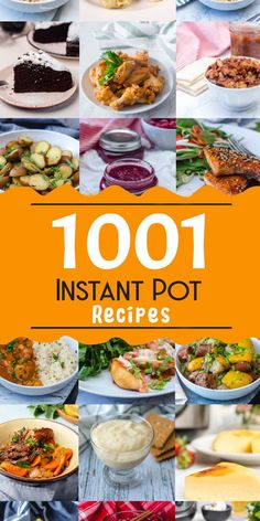 For now you can find here 1001    delicious and original pressure cooker recipes! I cooked all these easy instant pot recipes on the list at least once, and every time I find a new and tasty recipe, I add it to this collection. So if you wanna know how to make Instant Pot beef and broccoli, boiled peanuts or Jasmine rice, you have come to the right place! Best Pressure Cooker Recipes, Instant Pot Pressure Cooker, Healthy Family Meals, Healthy Recipes, Delicious Recipes, Boiled Peanuts, Best Instant Pot Recipe, Healthy Slow Cooker, Tasty Recipe