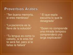 Resultado de imagen para proverbios arabes de amor