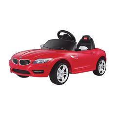 Rastar, BMW Z4, jeździk, czerwony