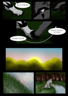 Cynanthropy page 131 by Wolf-Goddess13.deviantart.com on @deviantART