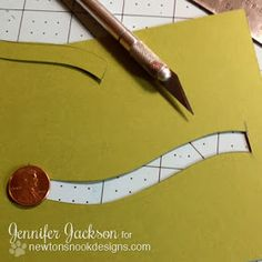 Penny Slider Card tutorial using wagon stamp - Newton's Nook Designs Card Making Tips, Card Tricks, Card Making Tutorials, Card Making Techniques, Making Ideas, Fun Fold Cards, Pop Up Cards, Folded Cards, Scrapbook Cards