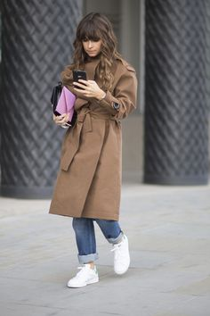 Неделя моды в Лондоне, весна-лето 2016: street style. Часть 1 (фото 2)
