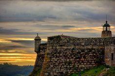 Castillo de Santo Antón #ACoruña #Galicia vía @evavaquerog #SienteGalicia