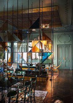 Palazzo Privé Fendi by Studio Dimore, Roma