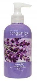Sweet, soothing lavender hand wash by Desert Essence Organics.  #Crueltyfree #noanimaltesting
