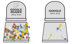 It's hard to lose a loved one, especially if that loved one is a Google service. That's why we're opening the gates of the Google Graveyard, a virtual space for grieving. Buried in these hallowed grounds are some of Google's ill-fated services. Some, like Google Reader, lived long, prosperous lives,...