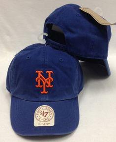 47 Brand Infant New York Mets Blue Stretch Fit a9c4d42e4e71