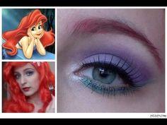 ☆ Little Mermaid - Ariel Makeup Tutorial ☆