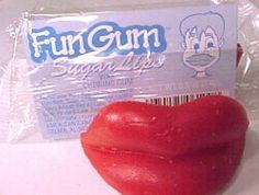 Wax Lips....