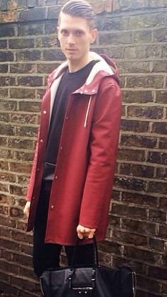 Stutterheim @Labels Sittard Plastic Mac, Macs, Rain Wear, Girls In Love, Girls Wear, Raincoat, Men's Fashion, Fashion Accessories, Menswear
