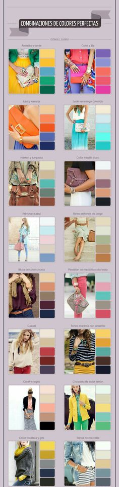 I like some of these color tones (: Cada chica debe conocer estas reglas. Colour Schemes, Color Combos, Color Combinations Outfits, Color Palettes, Colour Match, Colour Chart, Colour Combination For Clothes, Gray Color, Mode Inspiration