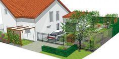 Ako vzniká záhrada? Najprv stavba, kvety a trávnik až nakoniec!