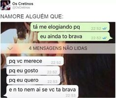 Esse é pra casar! Memes Status, Dankest Memes, Romance, Some Quotes, Love Messages, To My Future Husband, In My Feelings, Crushes, Thoughts