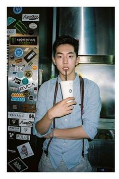 "Nam JuHyuk ""Thursday Island X Grill 5 Taco"" K PLUS"
