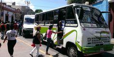 Denuncian incremento excesivo de pasaje en la ruta Santa Lucía-Caracas Los pasajeros mostraron sus molestias y muchos se negaron a cancelar dicho ajuste para la ruta Santa Lucía-Caracas; por lo que hacen un llamado a representantes de la Superintendencia Nacional para la Defensa de los Derechos Socioeconómicos (Sundde), para que apliquen las sanciones que se ameriten.  http://wp.me/p6HjOv-42o ConstruyenPais.com