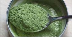 Este Pó Verde Tem Mais Proteína Ferro E Cálcio Do Que A Carne E O Leite E É De Origem Vegetal! - Leia e Descubra!