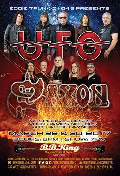 UFO & Saxon (3.29-30.17)