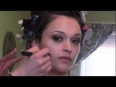 Beauty Pageant Makeup tutorial with Miss Hell's Kitchen New York 2013