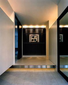 開放感のあるシンプルな住宅・間取り |高級住宅・豪邸 | 注文住宅なら建築設計事務所 フリーダムアーキテクツデザイン