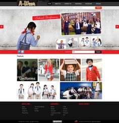 A Wear is school wear company which supplies School Uniform, School Wear, School Jerseys, School Trousers, school shirts, school shoes, school ties, school jackets, school blazers, school track suits, school skirts, school scarves and school socks. A Wear is a proudly South African company with 22 years of experience servicing the South African school wear market and it's a school wear manufacturers and school wear wholesalers.