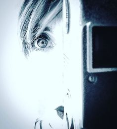 """""""The camera has brought people a new, and essentially pathetic, relation to themselves, to their physical appearance, to aging, to their own mortality. It is a kind of pathos which never existed before."""" ~Susan Sontag  #selfportrait #selfie #camera #mortality #appearance #pathos #quote #susansontag #bw #8mm #sankyo"""